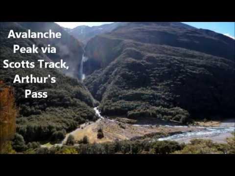 West Coast of New Zealand South Island