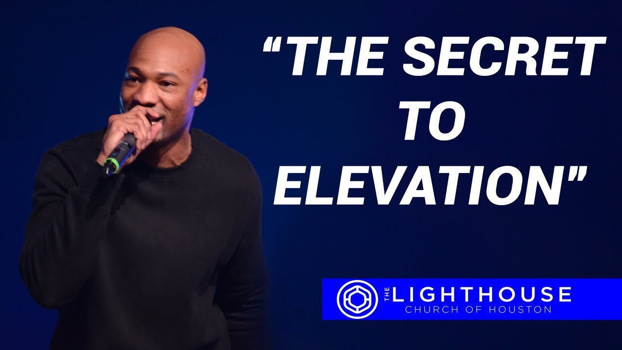 The Secret to Elevation | Pastor Keion Henderson