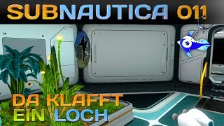 SUBNAUTICA [011] [Leck geschlagen] Let's Play Gameplay Deutsch German thumbnail