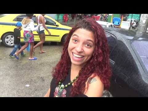 "Exploring The Biggest Favela in South America ""Rocinha"" (Part 1)"