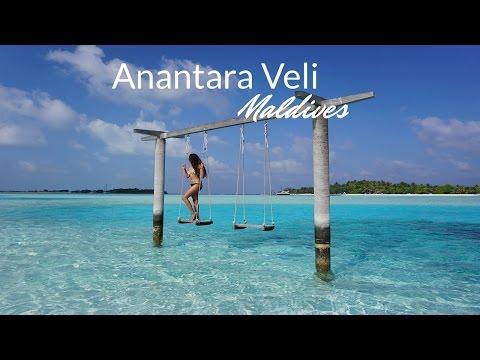 Maldives Honeymoon Highlights 2016 - Anantara Veli