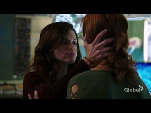Cassidy FreemanEva  NCIS New Orleans 4x3: Part 5 2017