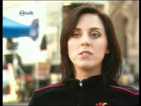 Melanie C - Making The Video Of Here It Comes Again