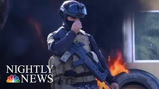 U.S. Sends More Troops To Middle East After Attack On Embassy In Baghdad | NBC Nightly News