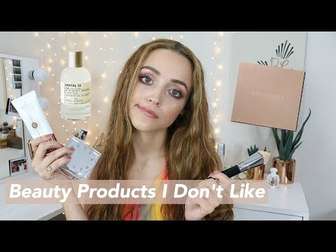 Disappointing Products | August