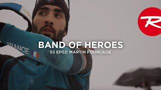ROSSIGNOL Web Story Band Of Heroes | Season 2 Episode 2: MARTIN FOURCADE