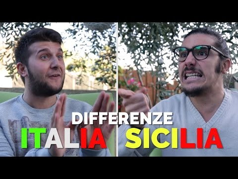 Ascoltare - Differenze Italia - Sicilia | Eromeo