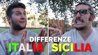 Ascoltare - Differenze Italia - Sicilia | Eromeo