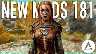 6 BRAND NEW Console Mods 181 - Skyrim Special Edition (PS4/XB1/PC)