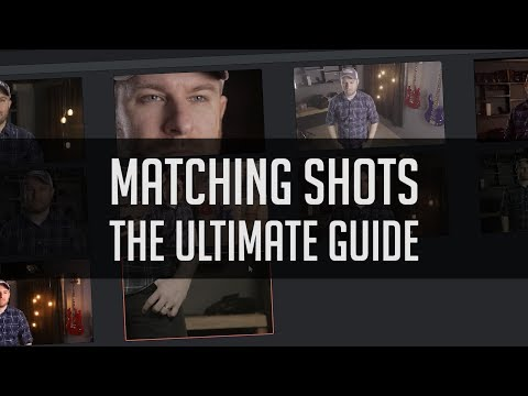 Matching Shots: The Ultimate Guide