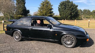 Will it run Ford Sierra Cosworth RS 3 door