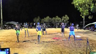 Chooky Dancers - Techno Dance - Mornington Island Festival 2013