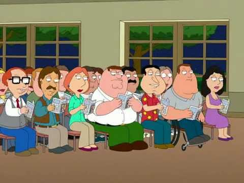 Family Guy - Brian's Animal Rights Speech