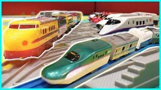 プラレール 電車 おもちゃ じこはおこるさ 子供とお出かけ 室内遊び場 Plarail Train Toys Indoor Playground