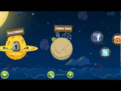 Angry Birds Space ( PC Gameplay HD )
