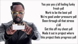 Will.i.am - That Power feat. Justin Bieber  New Song 2013