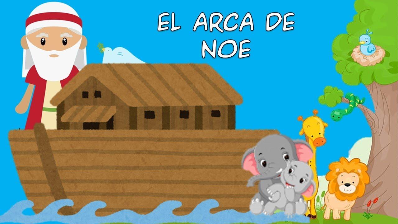 Download ⛵  EL ARCA DE NOE (Canción escrita por la hna Raquel Colón) #escueladominical  #arcadenoe
