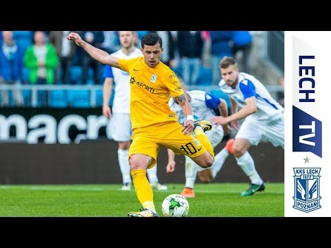 FK Haugesund - Lech Poznań 3:2 (skrót)