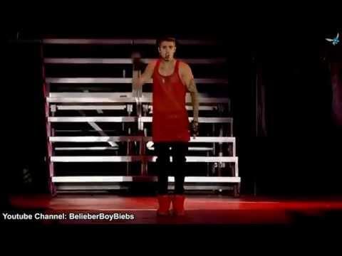 Justin Bieber   She Don't Like The Lights   Concert Chile Live High Definition 1