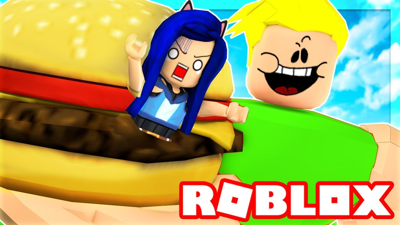 We Must Escape The Roblox Diner I Get Eaten By A Giant Youtube