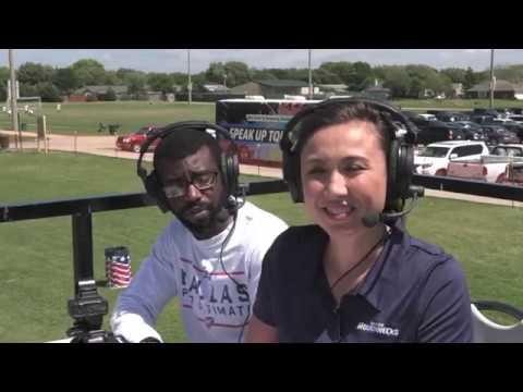 Raleigh Flyers at Dallas Roughnecks — Week 2
