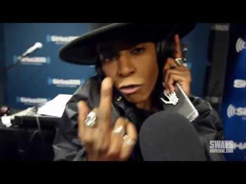Angel Haze on Advice from Kanye, The Power of Shrooms, Azealia Banks Saga and More