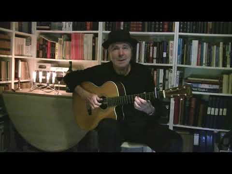 "Paul McCartney ""Wonderful Christmastime"" fingerstyle acoustic guitar cover"
