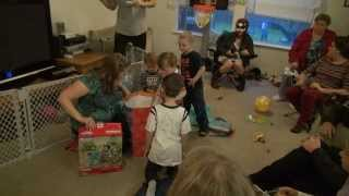 James Isbell's 2nd Birthday Party -3 of 5