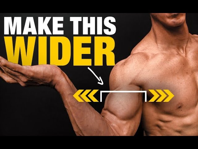 How to Get Wider Biceps