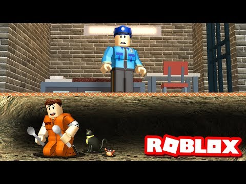 ROBLOX PRISON ESCAPE SIMULATOR!