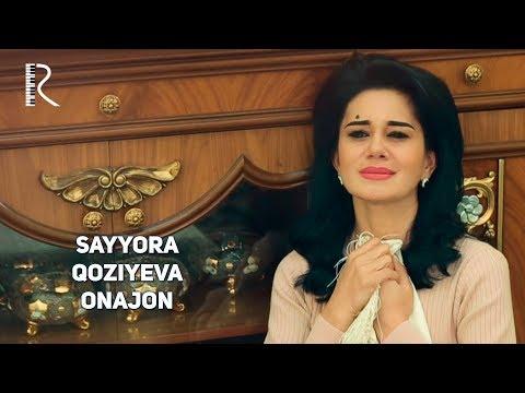 Sayyora Qoziyeva - Onajon | Сайёра Козиева - Онажон #UydaQoling