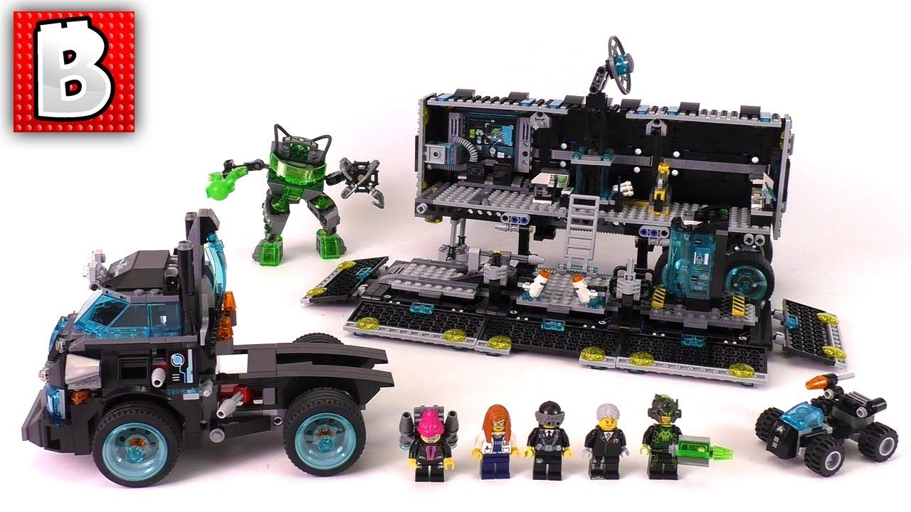 LEGO Ultra Agents Mission HQ | LIVE BUILD & Review ... | 1280 x 720 jpeg 158kB