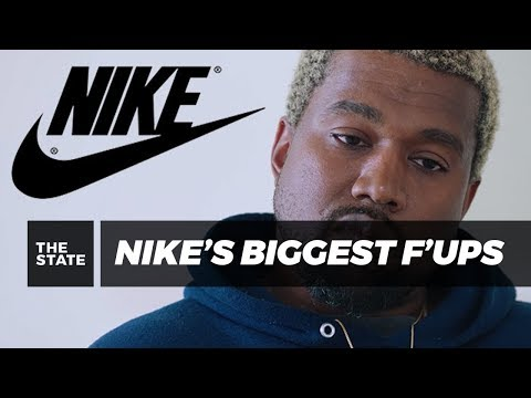 7 Times NIKE Truly F'd Up