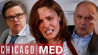 A Devil In Disguise Is Revealed By Dr. Charles | Chicago Med