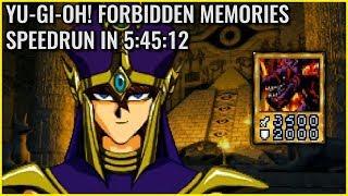 Yu-Gi-Oh! Forbidden Memories Speedrun in 5:45:12