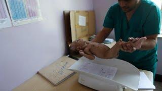 5.2 million Yemeni children face starvation, warns aid group