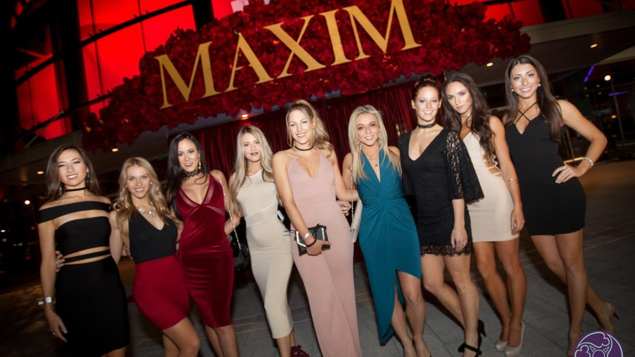 Official Maxim Super Bowl Party 2017 - VIP Exclusives