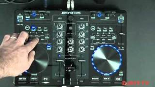 DJKit.tv review of JB Systems DJ Kontrol 3 DJ Controller