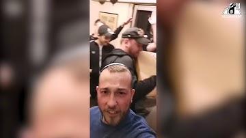 Des militants d'extrême droite chantent « joyeux nazi-versaire » après l'attaque du Saint-Sauveur