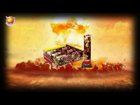 Red beret- Fire hawk Fireworks- DEMO