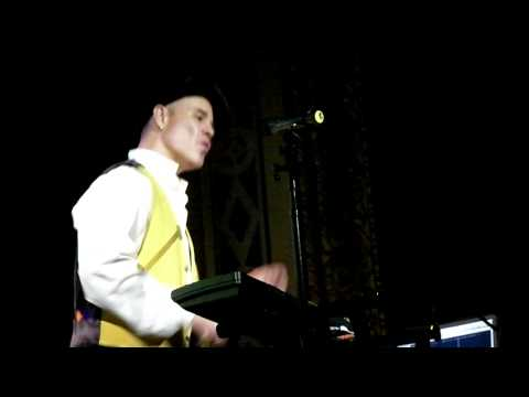 Thomas Dolby Live In Seattle 10-10-2011 - She Blinded Me With Science