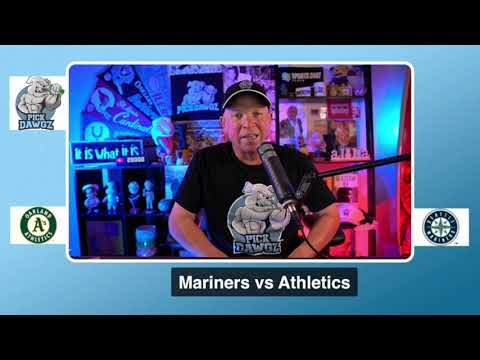 Seattle Mariners vs Oakland Athletics Game 1 Free Pick 9/14/20 MLB Pick and Prediction MLB Tips
