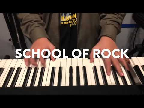 School of Rock Round Rock Rehearsing for Texas Fest