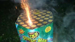 WHAT'S inside fireworks from sam's club (super power)
