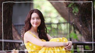YOONA 윤아 '여름밤 (Feat. 스무살) (Summer Night)' MV Making Film