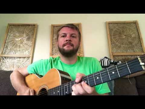"""Ted Bowne covers """"I & I Survive"""" by Bad Brains"""