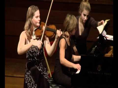 Beethoven Violin Sonata No. 6, 3d mvt