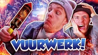 VUURWERK DOET PIJN! - Minecraft Survival #148