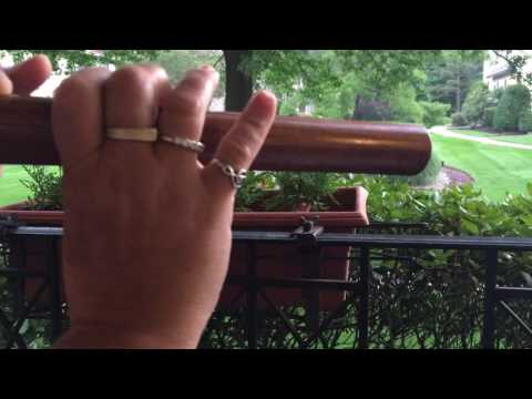 Talking To Mother Earth: NA Flute and Thunder and Rain