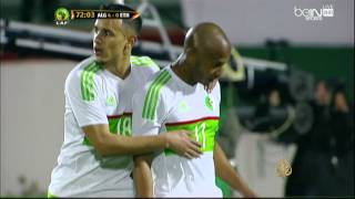 أهداف مباراة الجزائر وإثيوبيا (7-1)  25 مارس 2016